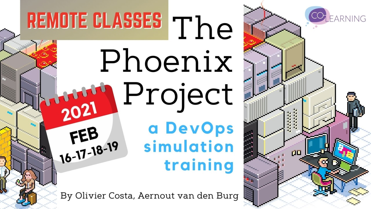 A DevOps Simulation : The Phoenix Project - online