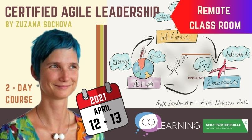 Certified Agile Leadership