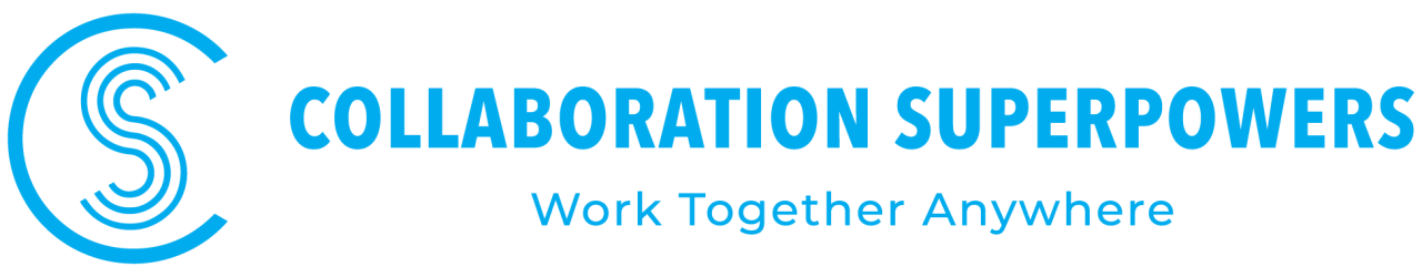 Work Together Anywhere Workshop