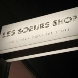 Les Soeurs Shop - Hier bekommst Du angesagte Plus-Size-Mode!