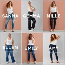 Zizzi Jeans in großen Größen - Finde die perfekte Jeans!