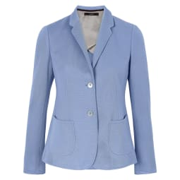 Jersey-Blazer Windsor blau