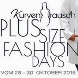 Die Plus Size Fashion Days 2016