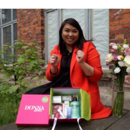 Zum Muttertag: Schnapp Dir die DONNA-Box