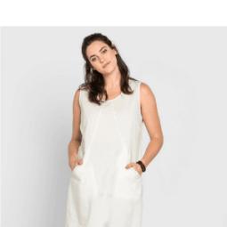 So stylish sieht ein Look komplett in Weiß aus
