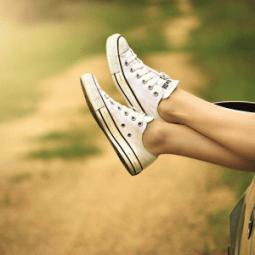 Weite Schuhe für Deinen Tragekomfort