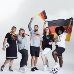 Happy Size WM-Kollektion in Kooperation mit Katja Heidrich