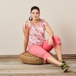 Genieße den Frühling mit Mode von sheego