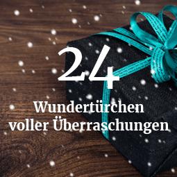 Plus Size Adventskalender 2016 - Zauberhafte Weihnachtszeit