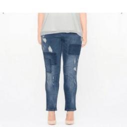 So findest Du die ideale Jeans für schöne Kurven