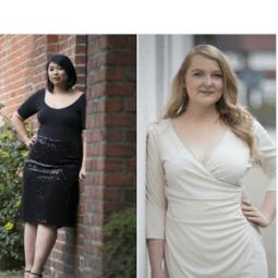 Murek: Plus-Size-Mode für besondere Momente!