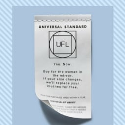 Universal Standard weiter auf Erfolgskurs