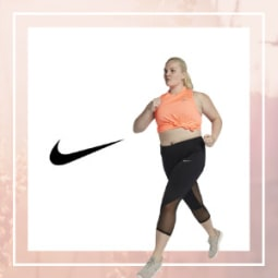 Neu bei Wundercurves: Nike