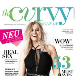 ENDLICH ist es soweit: THE CURVY MAGAZINE goes Print!