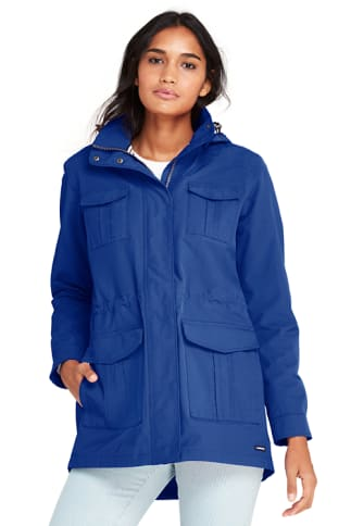 Leichter Parka SQUALL