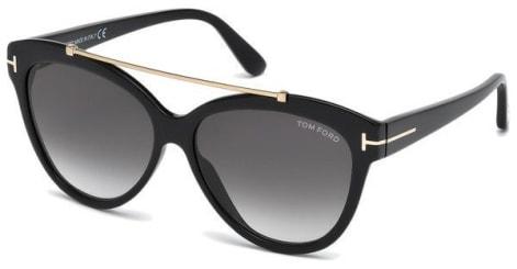 Tom Ford Damen Sonnenbrille »Livia FT0518«