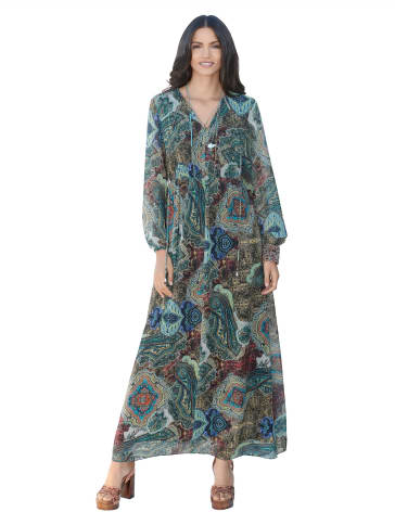 Amy Vermont Kleid aus bedruckter Webware