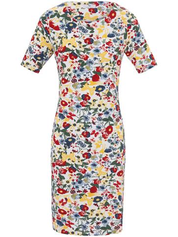 Jersey-Kleid 1/2-Arm Peter Hahn mehrfarbig