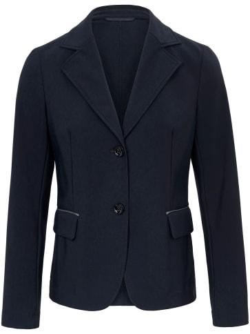 Jersey-Blazer Bogner blau