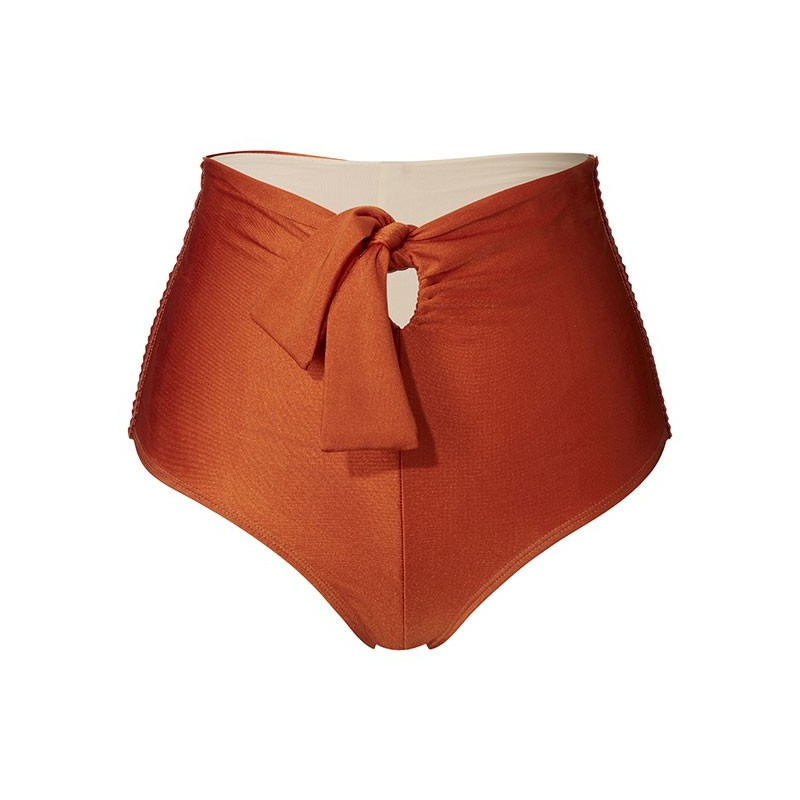 Badehose orange