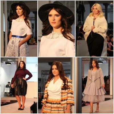 Young Designer Fashion Walk International Curvy Fashion Fair Berlin mable Miriam Jezek Olivier Wartowski
