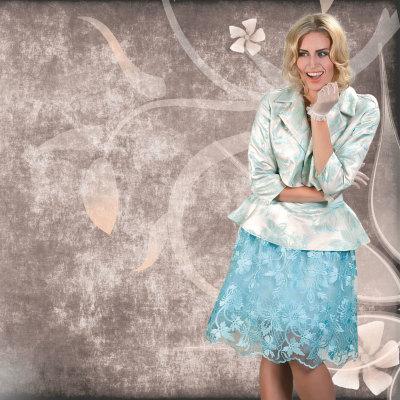 Tüllrock Mable AVIA Plus-Size-Kollektion Sommer Katja Heidrich