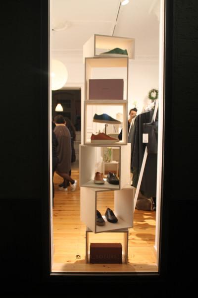 Les Soeurs Shop Wundercurves Schaufenster