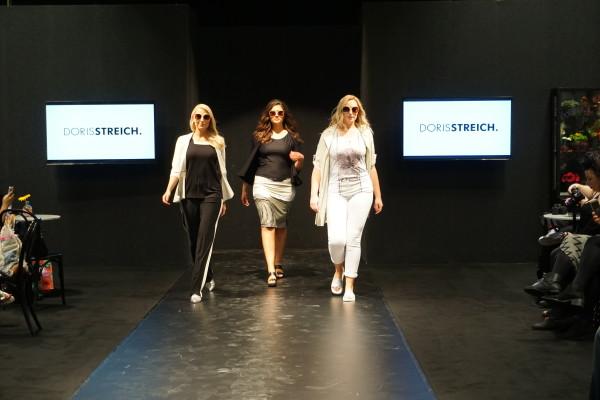 Fashion Show bei Doris Streich