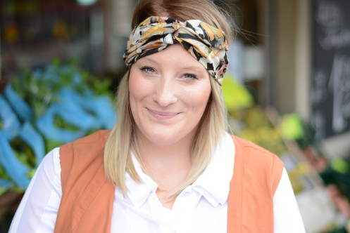 Bloggerin Lisa Mosh