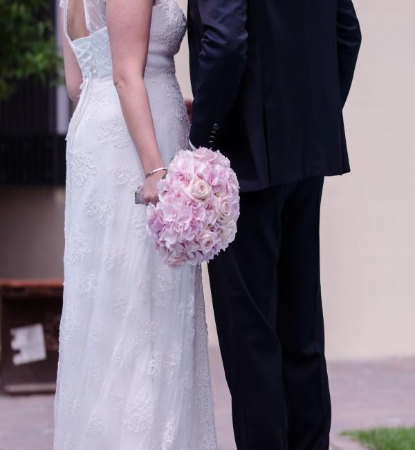 Wundercurves Brautkleid