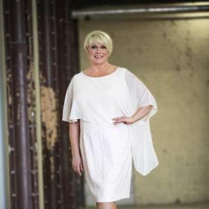 low priced 0726f 00b74 Brautmutterkleider für Mollige | Lass Dich beraten bei ...