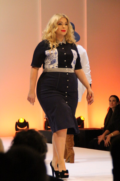 Wundercurves Katja Heidrich mable Plus Size Fashion Days 2016