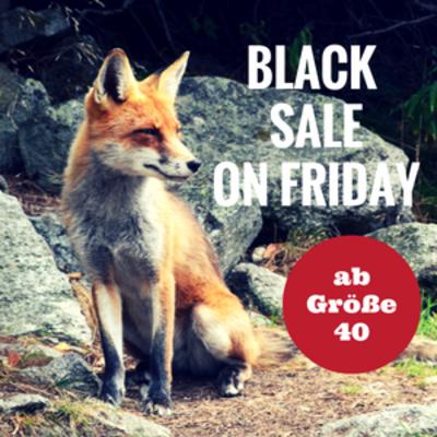 Black Sale on Friday große Größen Wundercurves