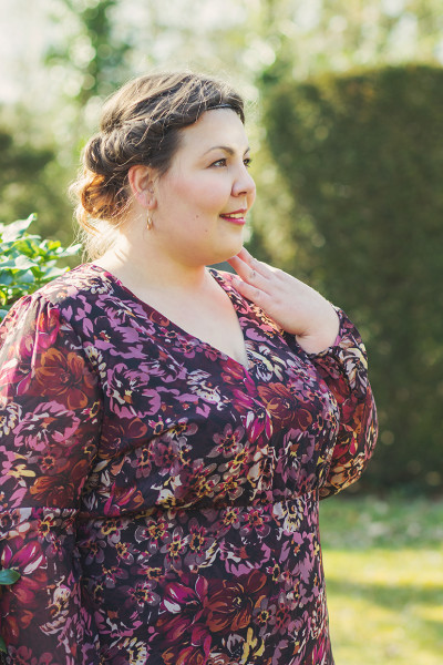 Wundercurves Jana Plus Size by Nature Plus Size Blogger