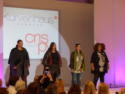 Plus Size Fashion Days 2016 Modenschau