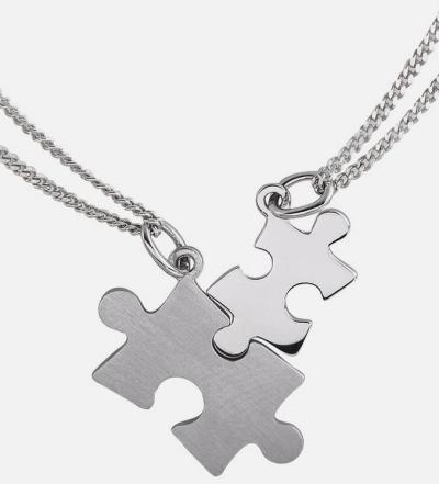 Ketten aus Puzzleteilen