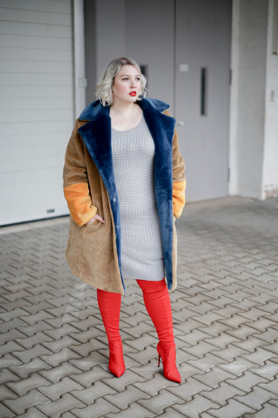 Luziehtan Wundercurves Winterlook