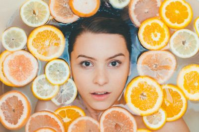 Doppelkinn loswerden mit Vitamin E