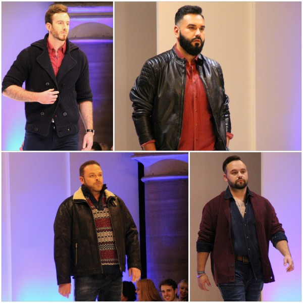 Wundercurves Plus Size Fashion Days JP 1880 Menswear