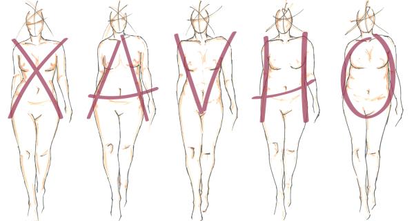 Figurtypen Wundercurves