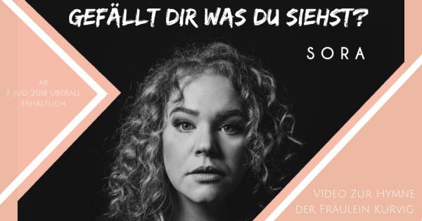 Fräulein Kurvig Hymne Sora 2018