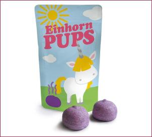 Einhorn-Pups von amazon