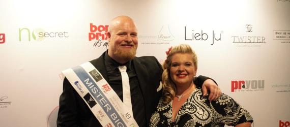 Mr. Big 2017 und Melanie Hauptmanns