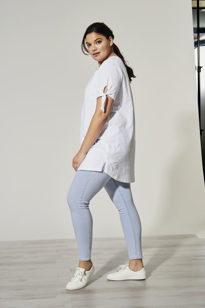 sheego_Longshirt Oversize
