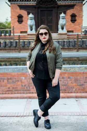 Plus Size-Bloggerin Jules