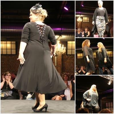 Stylishe Mode von Yoek auf der Fräulein Kurvig präsentiert