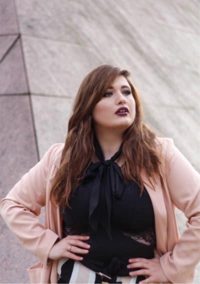 Plus-Size-Bloggerin Julia von SchönWild. im Wundercurves Interview