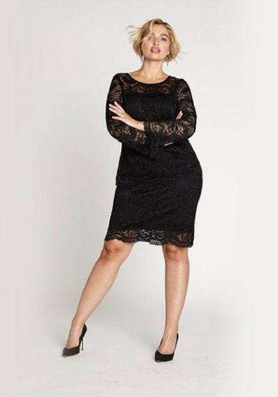 Plus Size Model Sarina Nowak