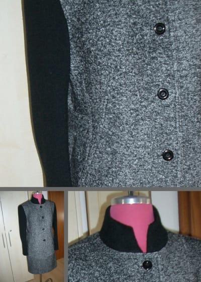 Mantel mit schönen Details