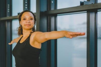 Yoga Curves bei Wundercurves